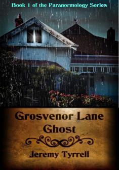 Grosvenor Lane Ghost. By Jeremy Tyrrell