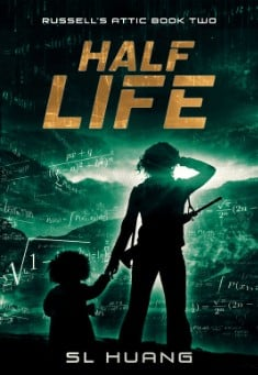 Book cover: Half Life