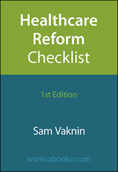Healthcare Reform Checklist by Sam Vaknin