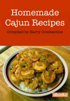 Book Cover: Homemade Cajun Recipes