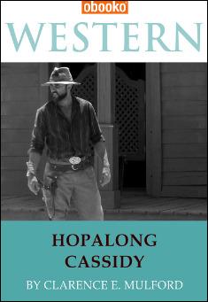 Book cover: Hopalong Cassidy