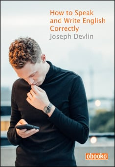 Book cover: How to Speak and Write English Correctly