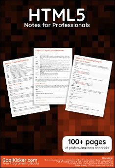 html5-notebook-for-professionals
