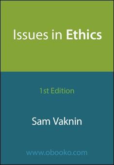 Issues in Ethics by Sam Vaknin