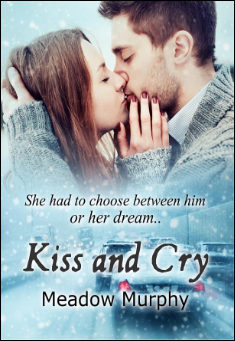 Book cover: Kiss and Cry