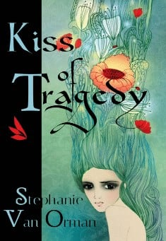 Book cover: Kiss of Tragedy