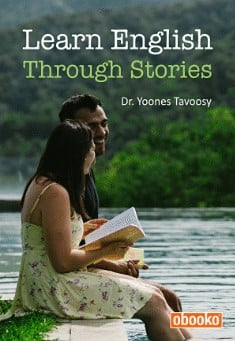 Book cover: Learn English through Stories