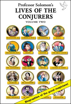 Lives of the Conjurers, Volume Two By Professor Solomon