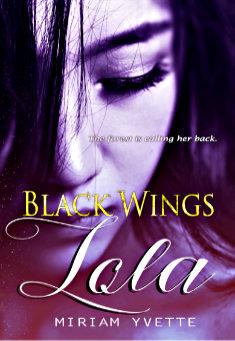 Book cover: lola