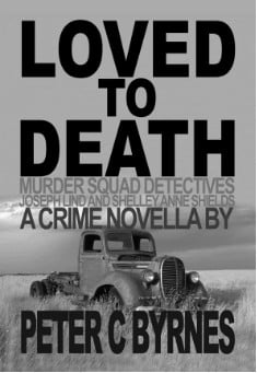 Book cover: Loved to Death