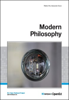 Book cover: Modern Philosophy