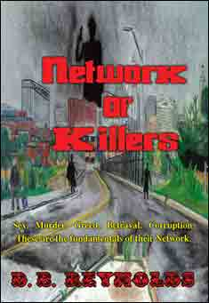 Network of Killers by D. B. Reynolds