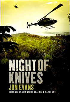 Night of Knives by Jon Evans