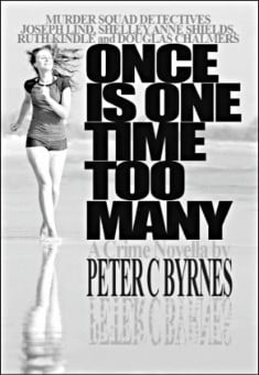 Book cover: Once is One Time Too Many