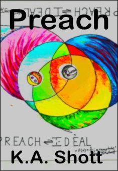Book cover: Preach