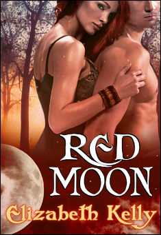Book cover: Red Moon
