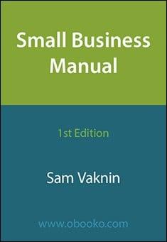 Small Business Manual by Sam Vaknin