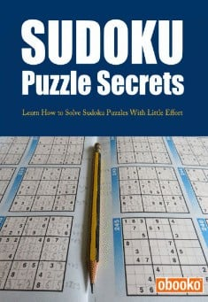 Book cover for Sudoku Puzzle Secrets Explained.