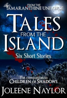 Book cover: Tales from the Island