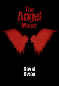 Book cover: The Angel Maker
