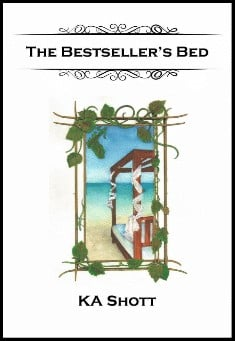 Book cover: The Bestseller's Bed