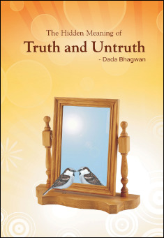 Book cover: The Hidden Meaning of Truth and Untruth