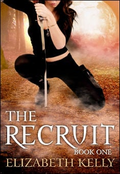 Book cover: The Recruit book one