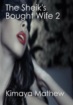 Book cover: The Sheikh's Bought Wife 2