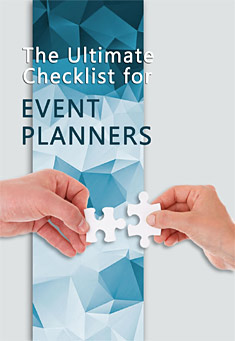 The Ultimate Checklist for Event Planners. By Meghna Mittal