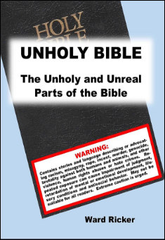 Book cover: Unholy Bible