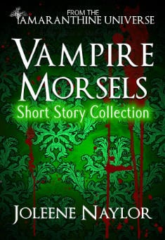 Book cover: Vampire Morsels