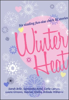 Book cover: Winter Heat. Chick Lit by various authors