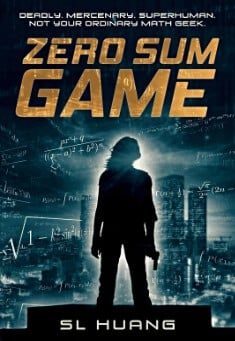 Book cover: Zero Sum Game