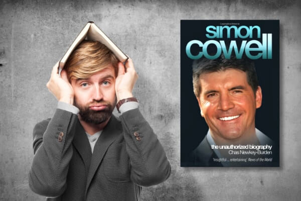 Simon Cowell's book, The Unauthorised Biography